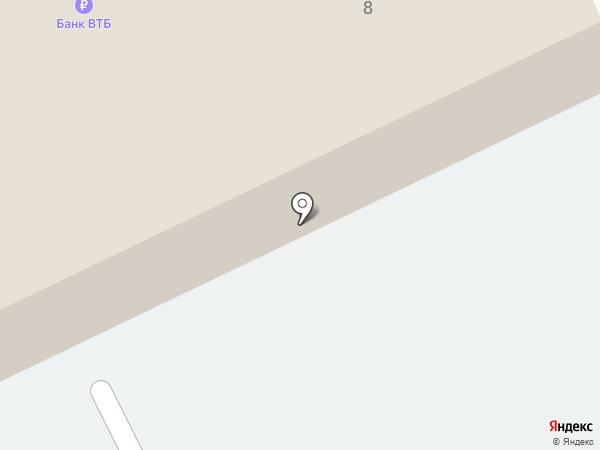 Техинком-авто на карте Котельников