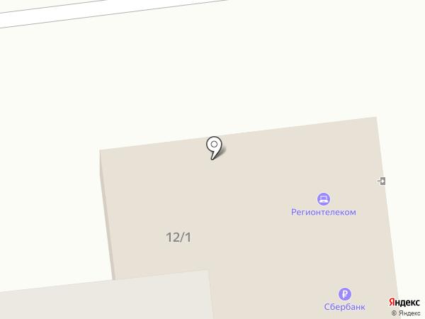Сбербанк, ПАО на карте Шатска