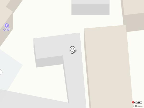 Городская библиотека №4 на карте Домодедово