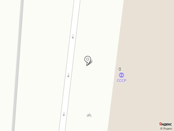 Афродита на карте Дзержинского