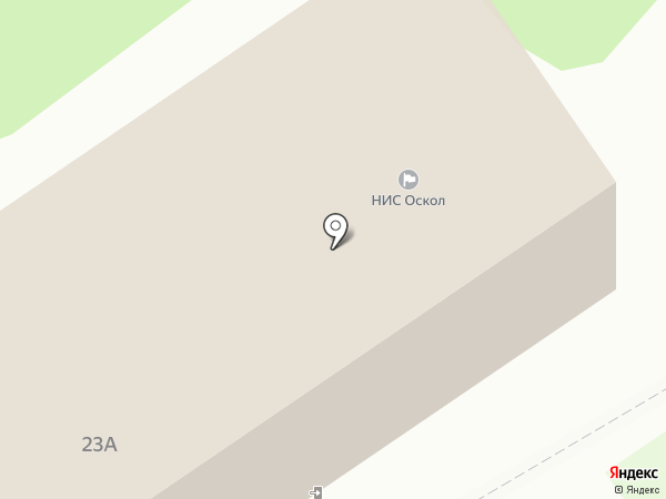 Районная организация профсоюза работников здравоохранения на карте Старого Оскола