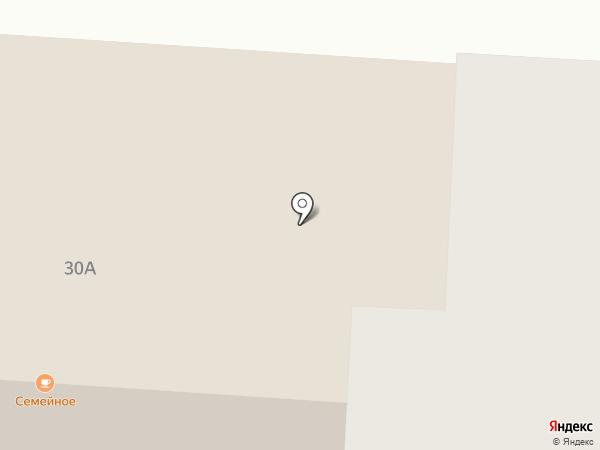 Бусинка на карте Юбилейного
