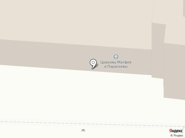 Храм Успения Пресвятой Богородицы в Николо-Угрешском монастыре на карте Дзержинского
