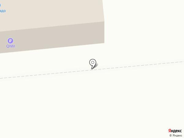 Старый магазин на карте Домодедово