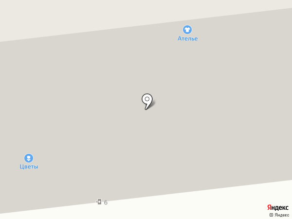Магазин стройматериалов на карте Домодедово