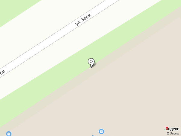 Магазин №21 на карте Растуново