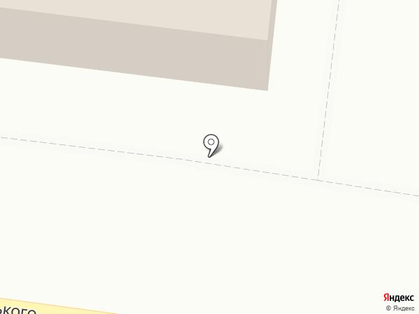 Спецснаб на карте Пушкино