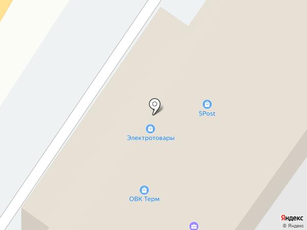 Автоклуб на карте Старого Оскола
