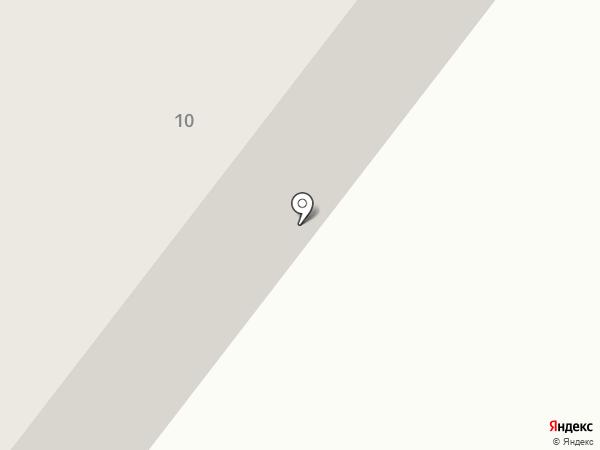 Тонус на карте Юбилейного