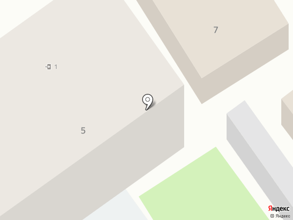 Парнас, FM 101.8 на карте Старого Оскола