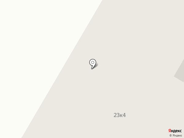 Общежитие на карте Пушкино