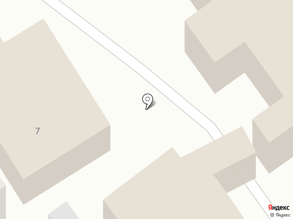 Следственный изолятор №2 на карте Старого Оскола