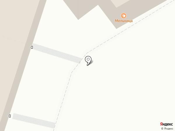 Бакси ЛТД на карте Пушкино