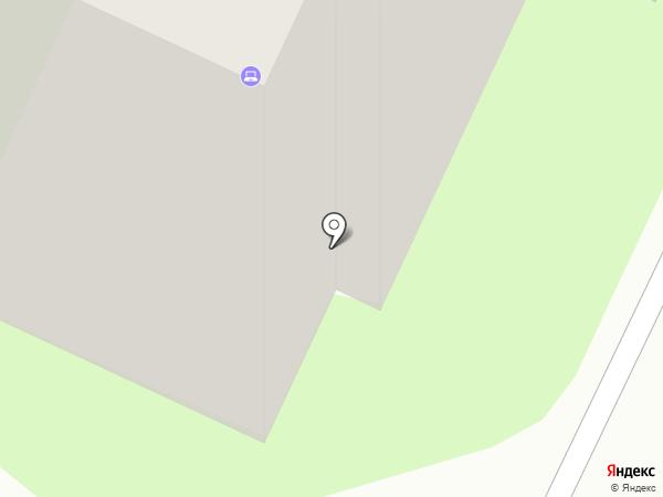 Мираторг на карте Пушкино