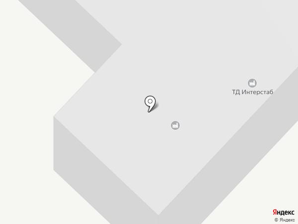 Холодов на карте Юбилейного