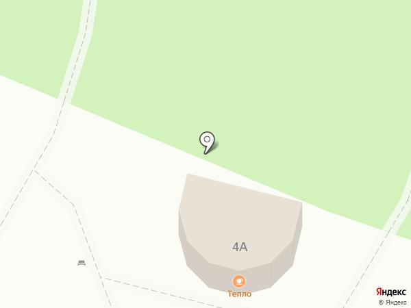 Исттерминал на карте Дзержинского