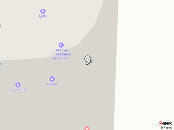 ИНВИТРО на карте Дзержинского
