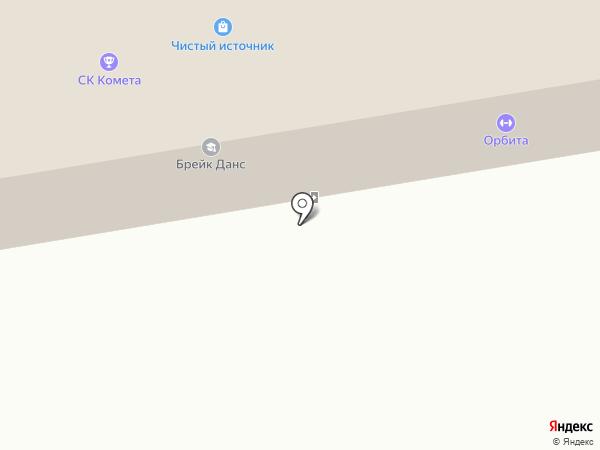 Брейк Данс на карте Королёва