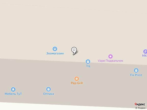 Алкоторг на карте Королёва