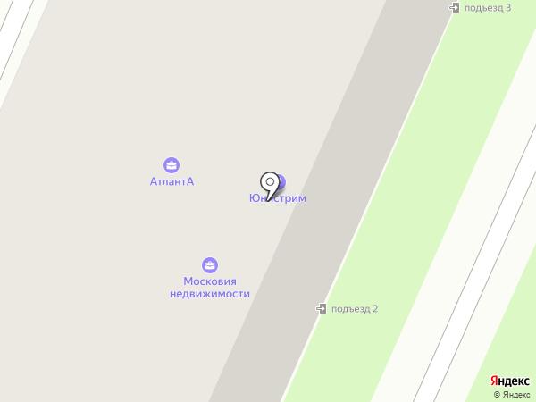 Норма на карте Пушкино