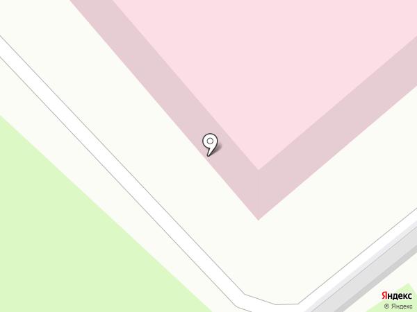 Кожно-венерологический диспансер на карте Дзержинского