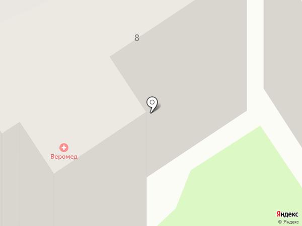 Мельница на карте Старого Оскола