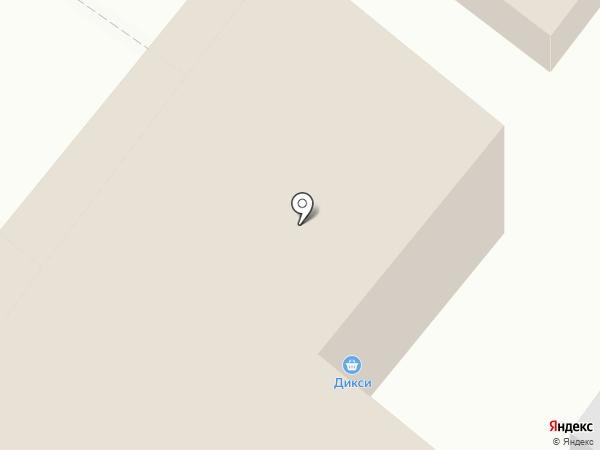 Дикси на карте Королёва
