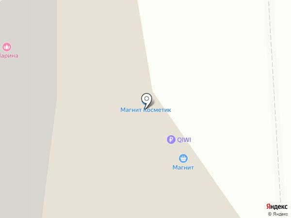 Магнит-Косметик на карте Балашихи