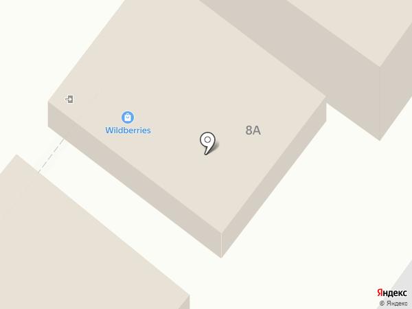 Тис на карте Королёва