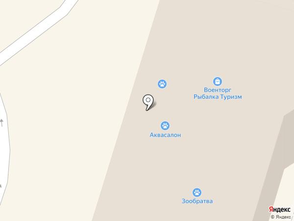 Комфорт на карте Пушкино