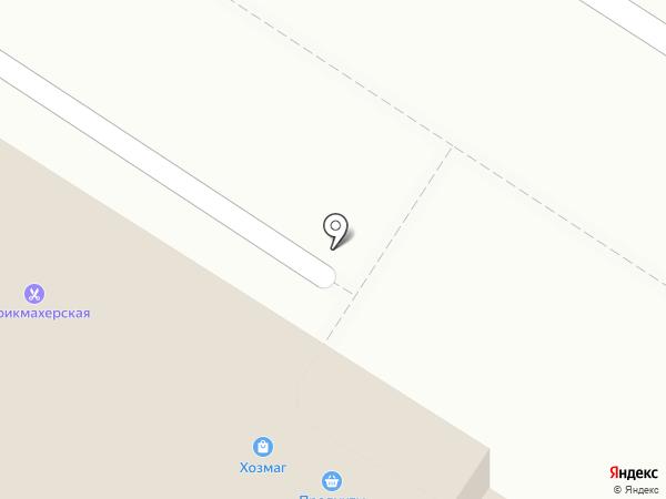 Покиза на карте Балашихи
