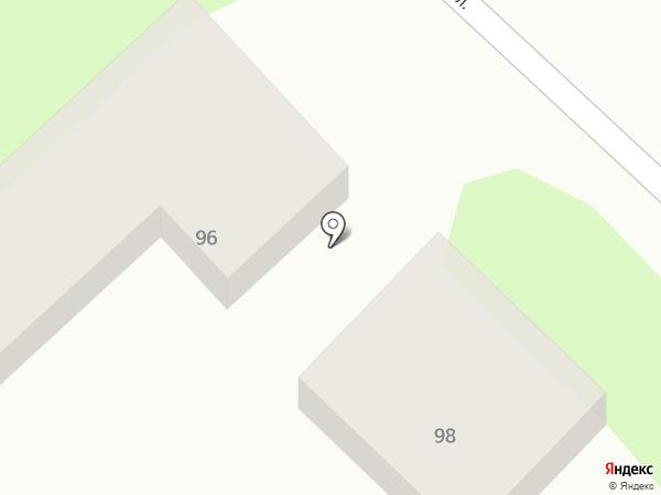 Johnny room на карте Новороссийска