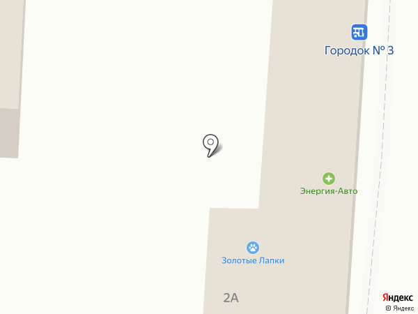 Зоомагазин на карте Юбилейного