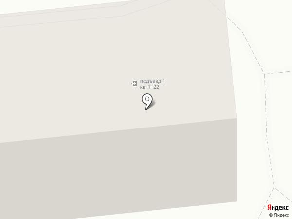 Парикмахерская на карте Шатска
