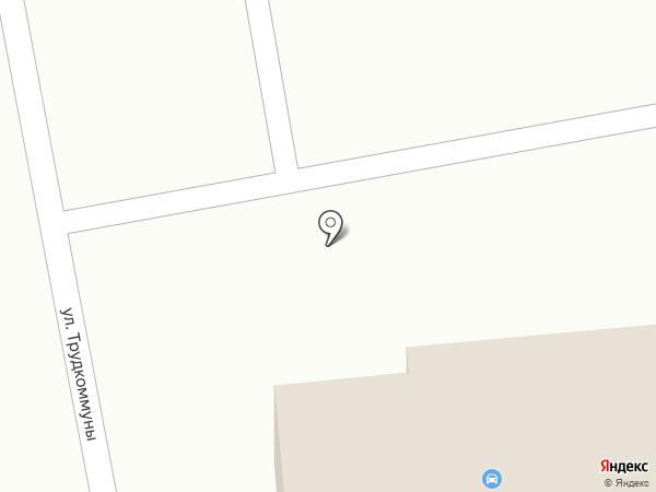 Гарант-сервис на карте Дзержинского