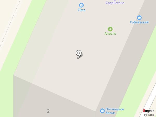 Медведково на карте Пушкино