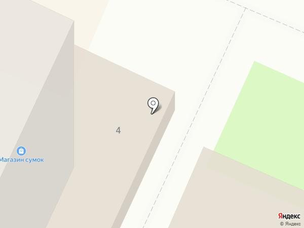 Милена на карте Пушкино