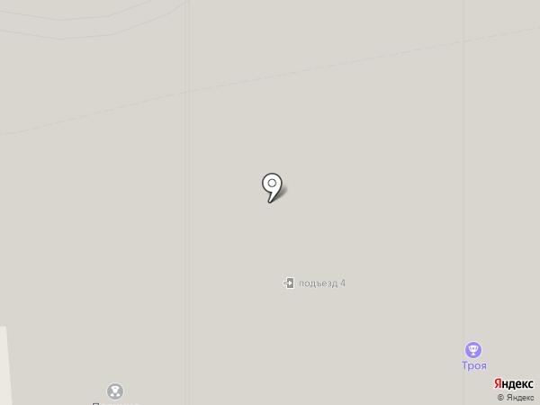 Эконом-парикмахерская на карте Балашихи