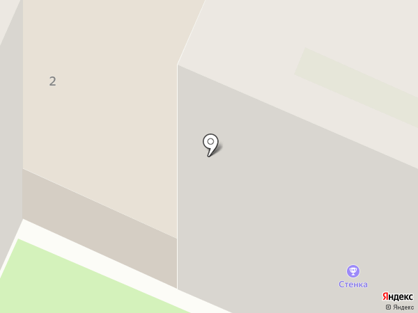 Сетунь на карте Пушкино