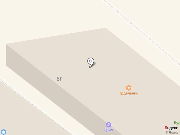 Связной на карте Королёва