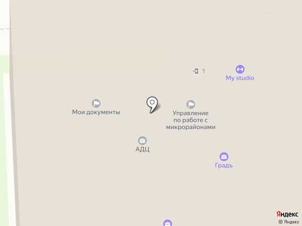 Авалон на карте Королёва