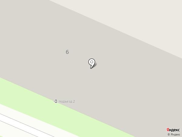 Книжный магазин на карте Пушкино