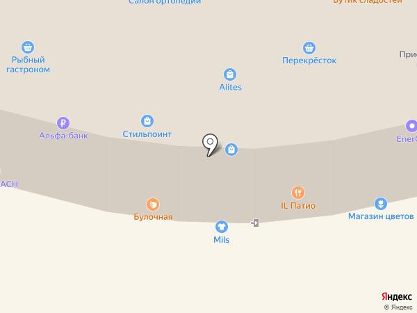 COFFEE HOT BLACK на карте Королёва