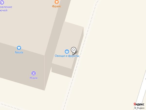 Neula на карте Пушкино