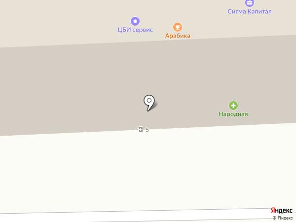 Центр безопасности информации на карте Королёва