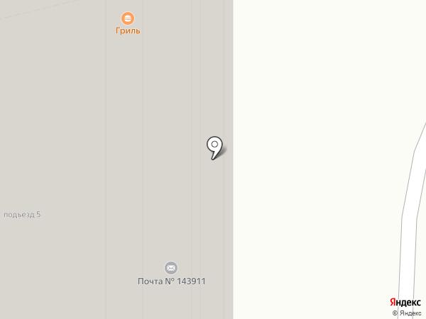 Почта Банк, ПАО на карте Балашихи