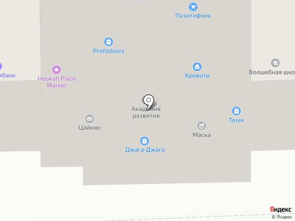 Matadoors на карте Королёва