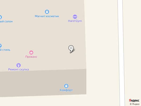 HardGym на карте Королёва