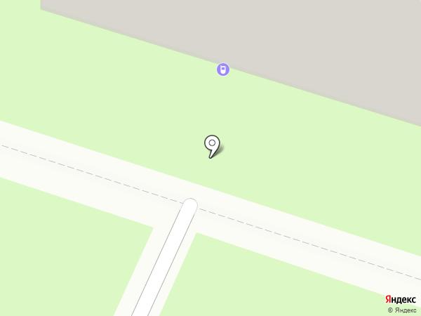 Спортивная лаборатория на карте Пушкино