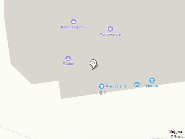 Фотоцентр на карте Балашихи